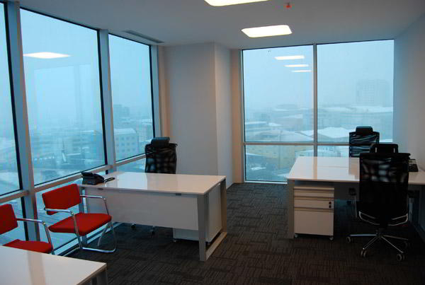 Temporary  Office - Meeting Room