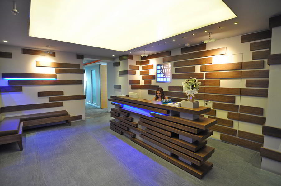 Receptionist Lobby - Virtual Offices in Istanbul