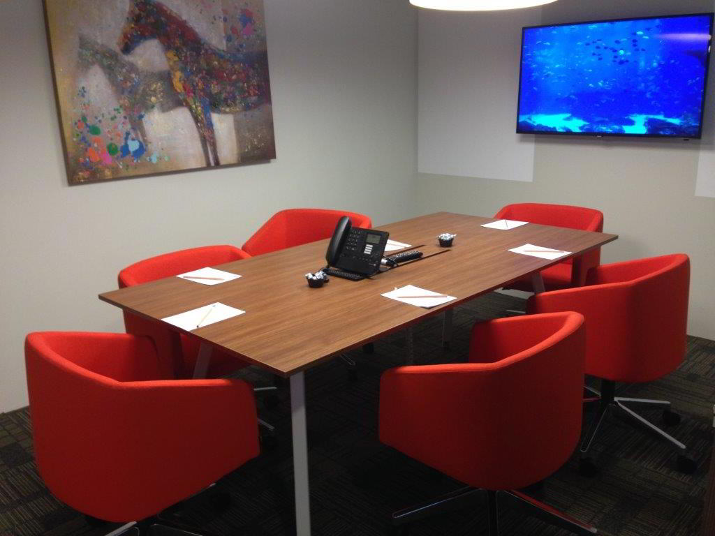 Stylish Istanbul Meeting Room