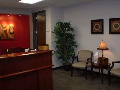 Jackson Busines Address - Lounge Area