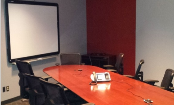 Turnkey Jackson Conference Room