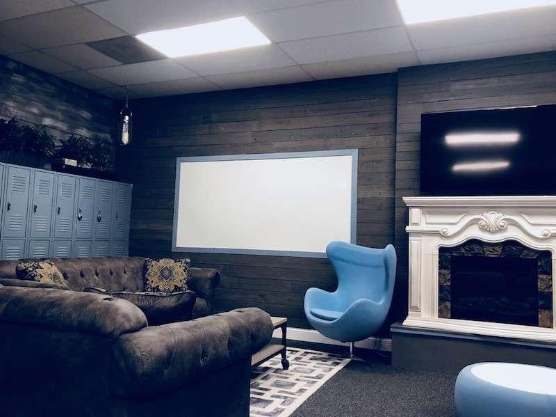 Break Area in Jacksonville Virtual Office