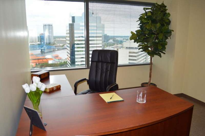 Jacksonville Temporary Private Office or Meeting Room