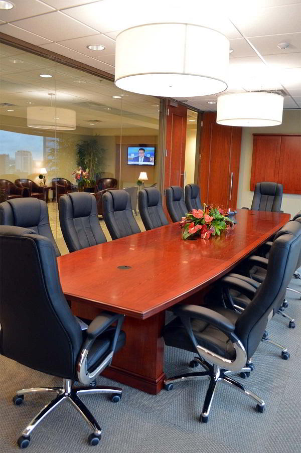 Stylish Jacksonville Meeting Room