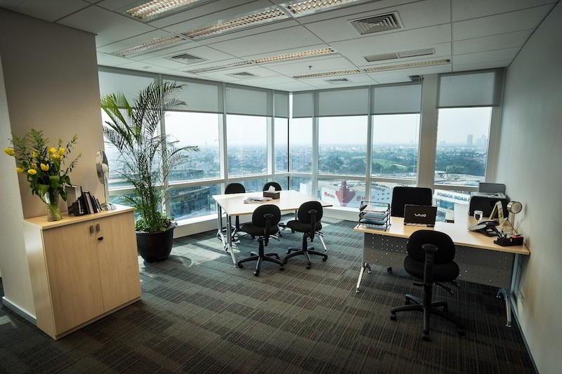 Jakarta Virtual Office Address - Lounge Commons Area