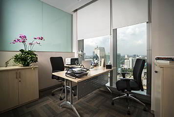Jakarta Temporary Private Office or Meeting Room