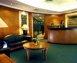 Receptionist Welcoming Area - Jakarta Virtual Office