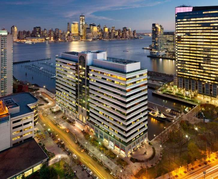 Jersey City Business Address - Building Location