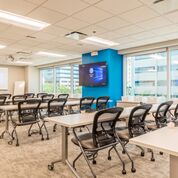 Stylish Jersey City Meeting Room