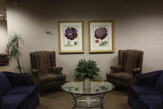 Knoxville Virtual Office Address - Lounge Commons Area