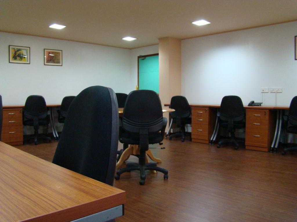 Kolkata  Virtual Office Space - Comfortable Commons Area
