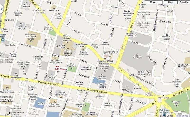 Virtual Office Space in Kolkata