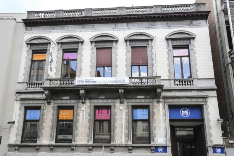 Kortrijk Business Address - Building Location