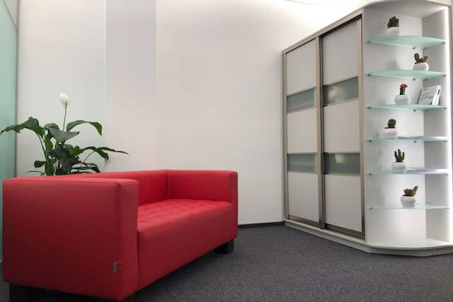 Receptionist and Mail Area - Kyiv Virtual Office