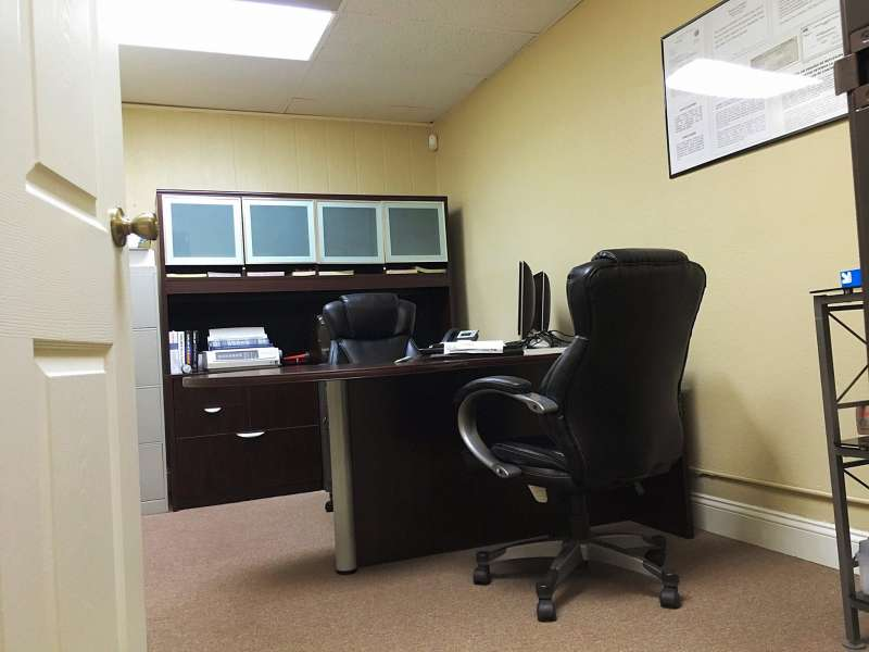 La Mesa Temporary Private Office or Meeting Room