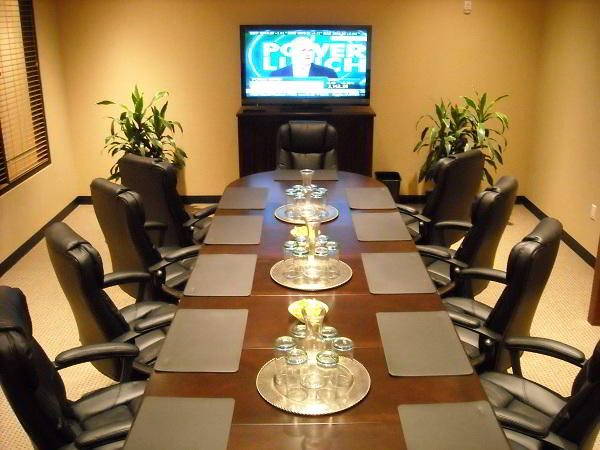 Turnkey Lake Mary Conference Room