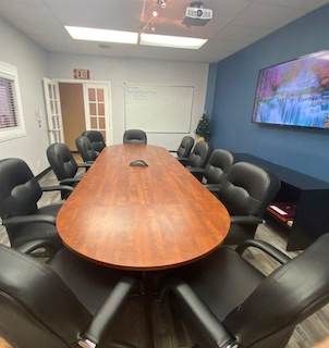 Stylish Las Vegas Meeting Room