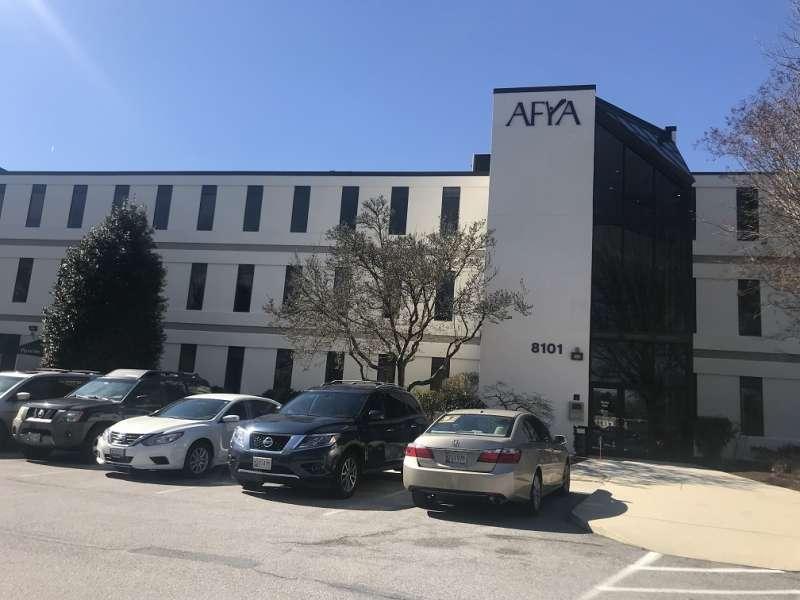 Laurel Business Address - Building Location