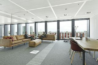 Leiden Busines Address - Lounge Area