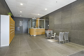 Receptionist Lobby - Virtual Offices in Leiden