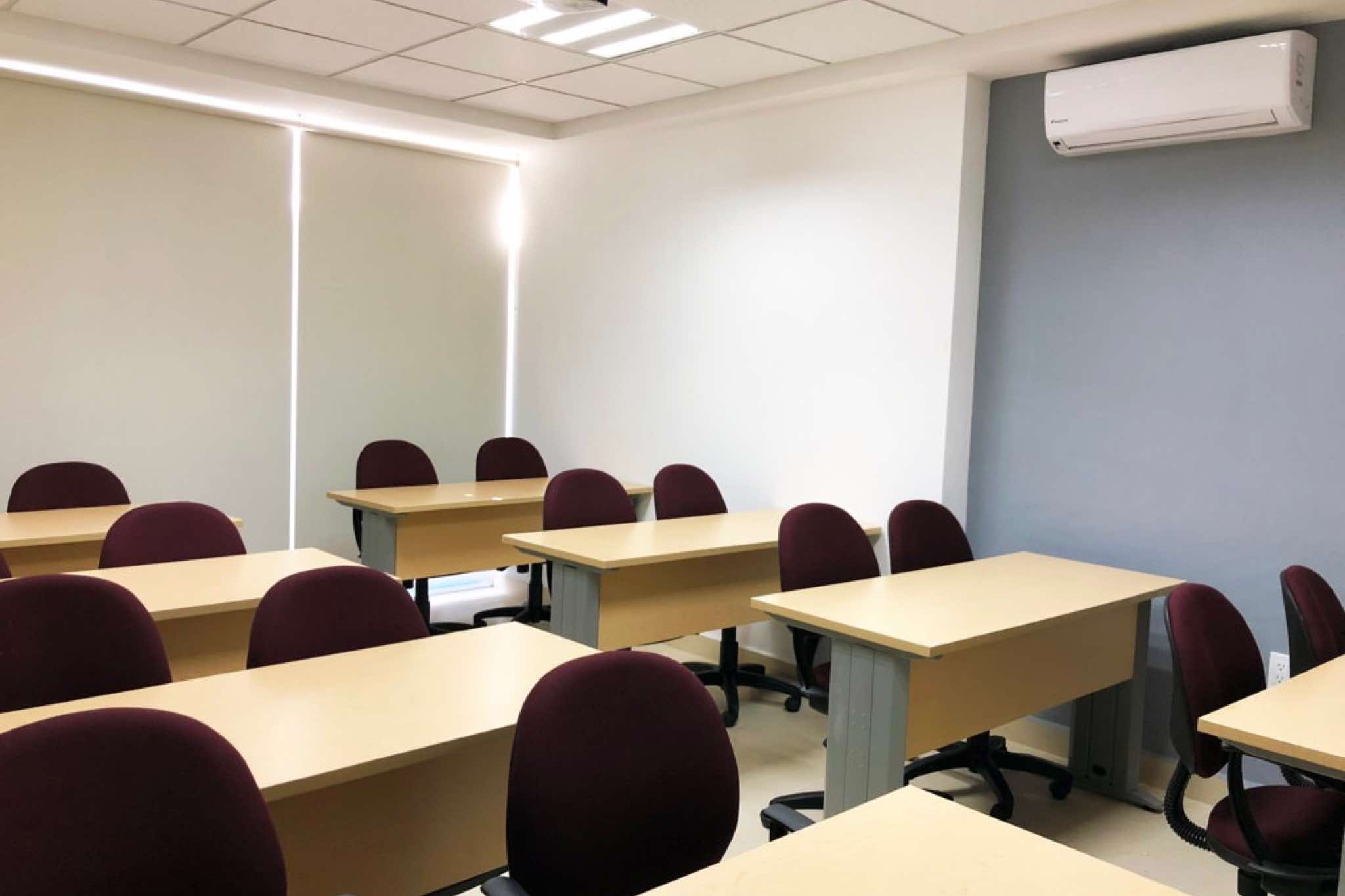 Turnkey Leon Conference Room