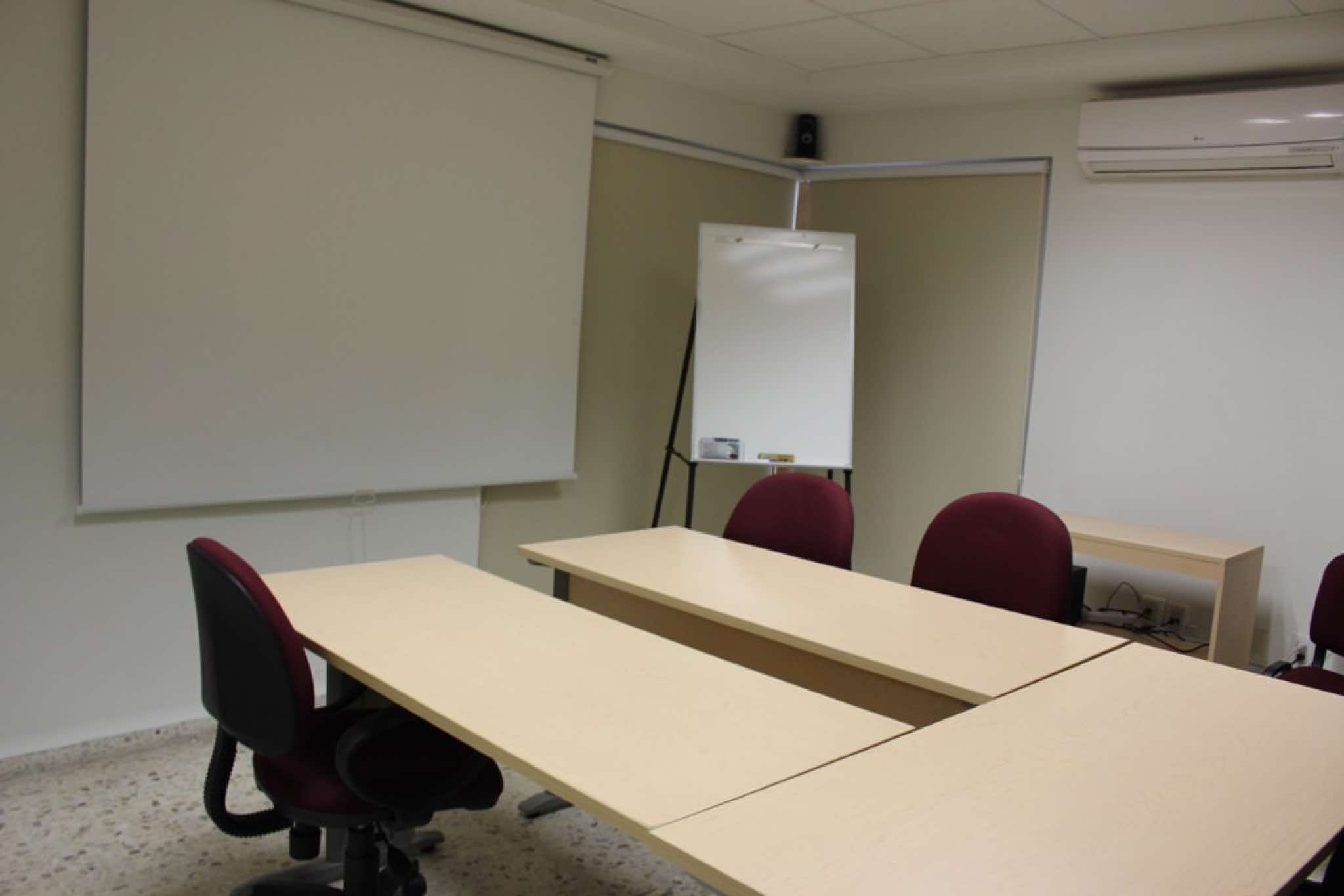 Stylish Leon Meeting Room