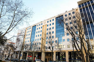 Lisbon Business Address - Building Location