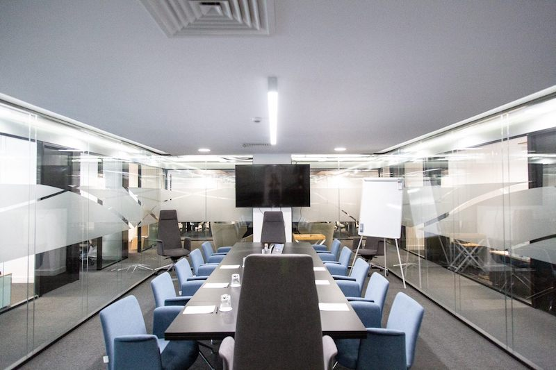 Stylish Lisbon Meeting Room