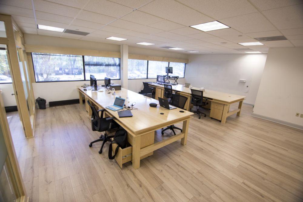 Livingston Virtual Office Address - Lounge Commons Area