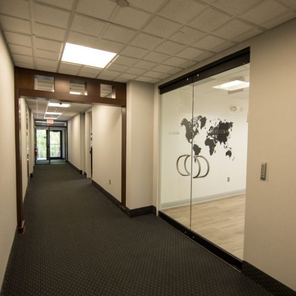 Livingston Live Receptionist and Business Address Lobby