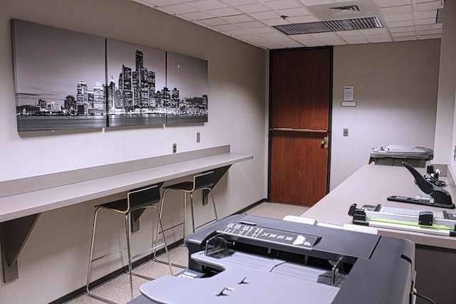 Livonia Virtual Office Space - Comfortable Commons Area