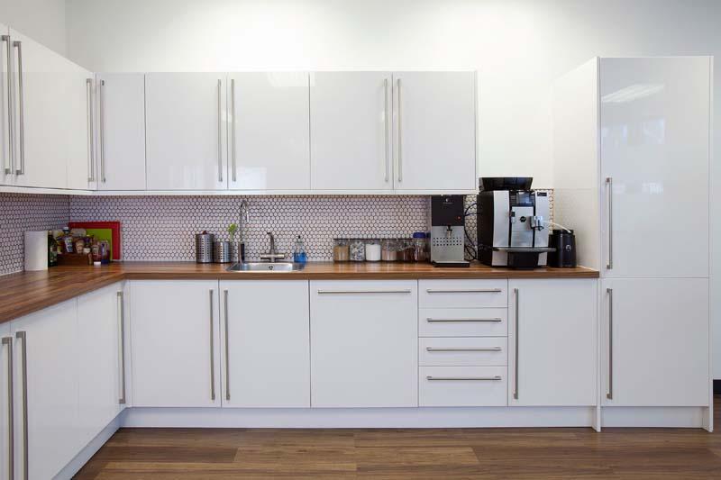Break Room - Kitchen Area - London Virtual Office
