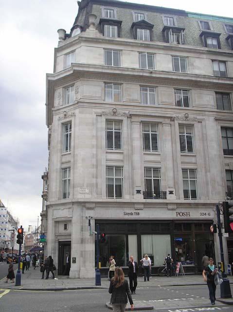 London Virtual Office Address Location