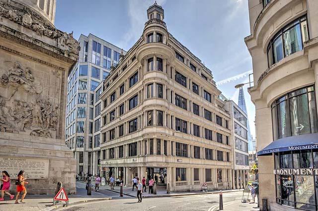 London Business Address - Building Location