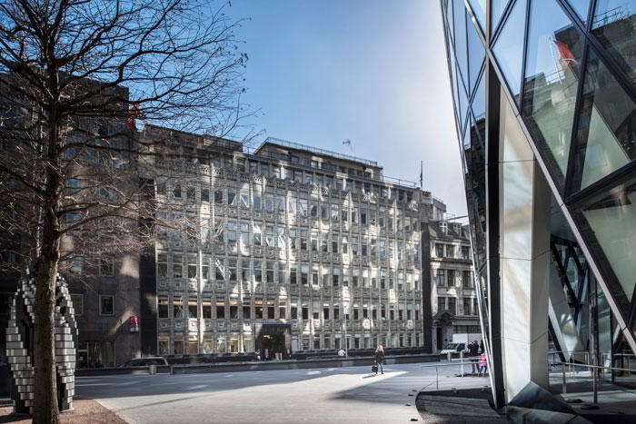 London City Virtual Business Address, Office Location