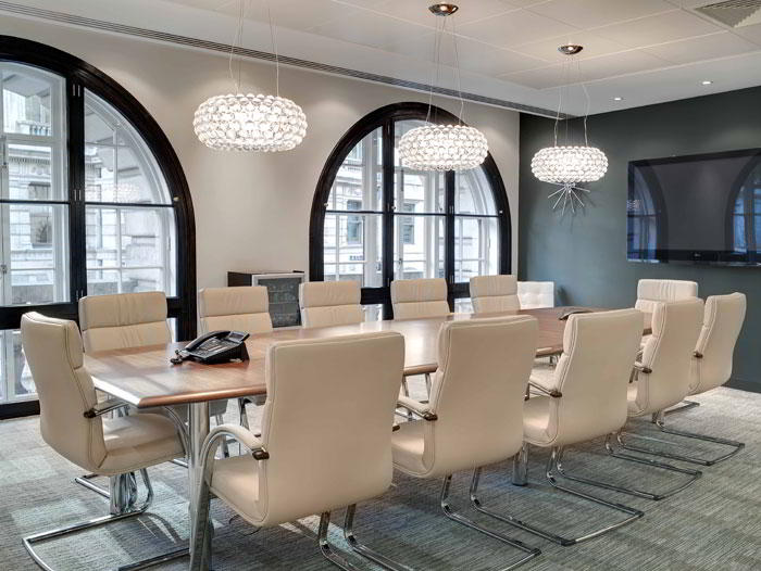 Turnkey London City Conference Room