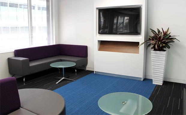 London Virtual Office Address - Lounge Commons Area