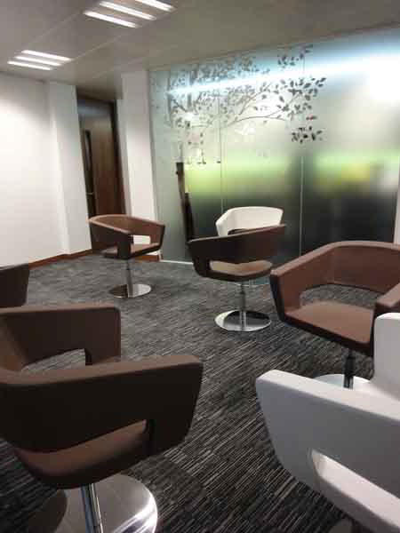 London Holborn Virtual Office Space - Comfortable Commons Area