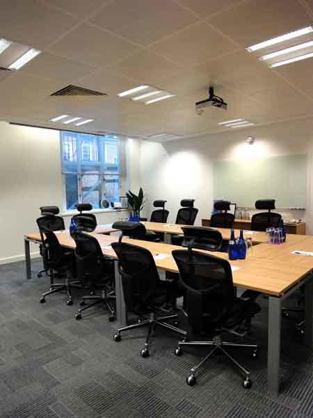 Nice Conference and Meeting Rooms in London Holborn