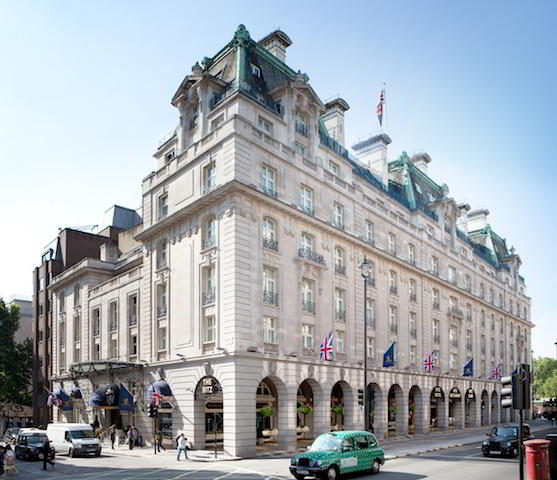 London Mayfair Business Address - Building Location