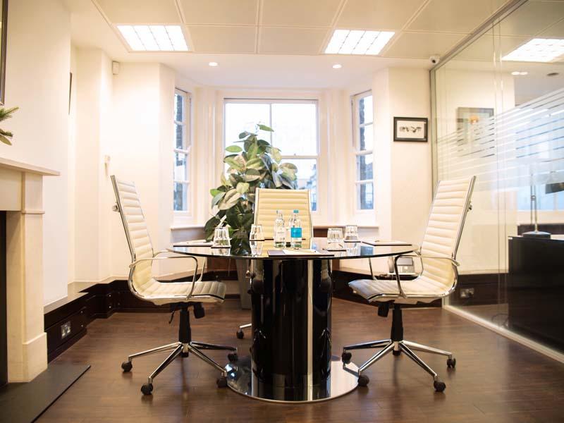 Stylish London Meeting Room