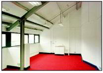 London Notting Hill Virtual Office Address - Lounge Commons Area