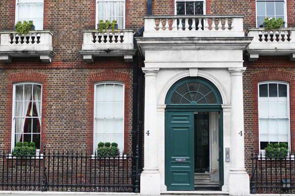 London West End Virtual Office - Building Facade