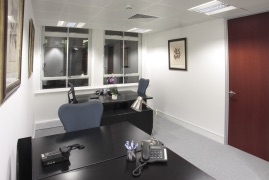 Temporary London West End Office - Meeting Room