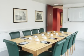 Stylish London West End Meeting Room