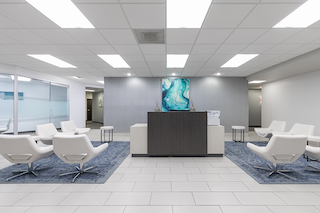 Long Beach Live Receptionist and Business Address Lobby