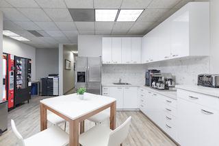 Break Area in Los Angeles Virtual Office