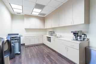 Break Area in Los Angeles Virtual Office Space