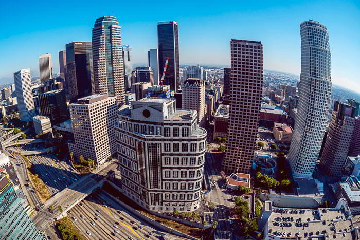 Los Angeles Virtual Office Address Location