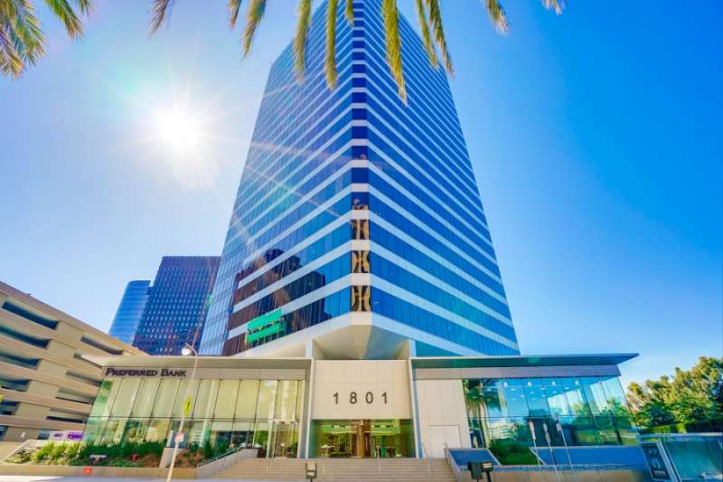 Los Angeles Business Address - Building Location